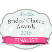 brides choice award finalist 2016